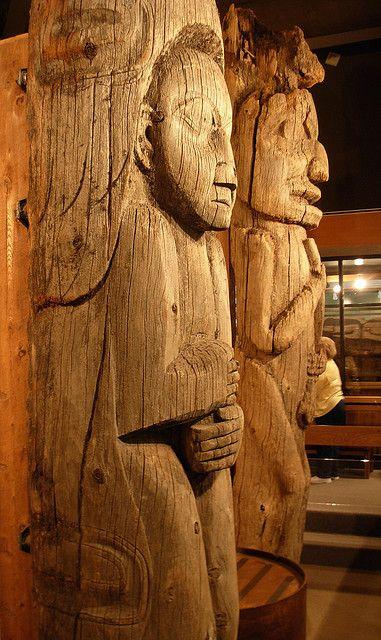 Totem Poles - Ketchikan, Alaska | Flickr - Photo Sharing!