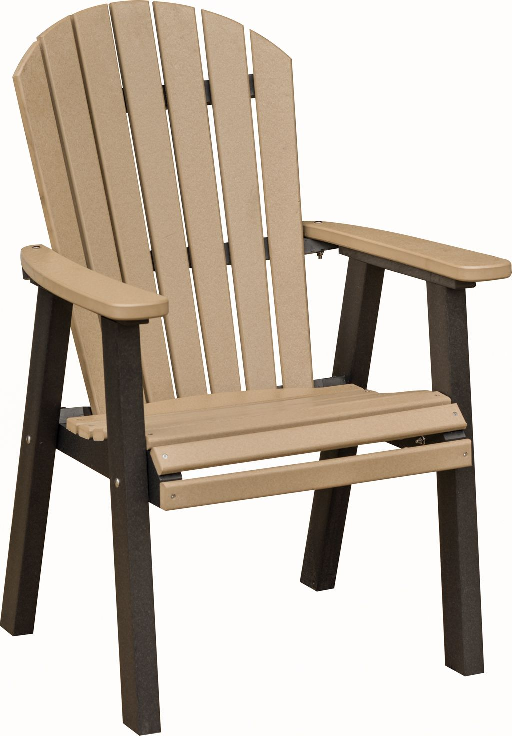 Comfo Back Dining Height Chair. 100 Plastic Milk Jugs