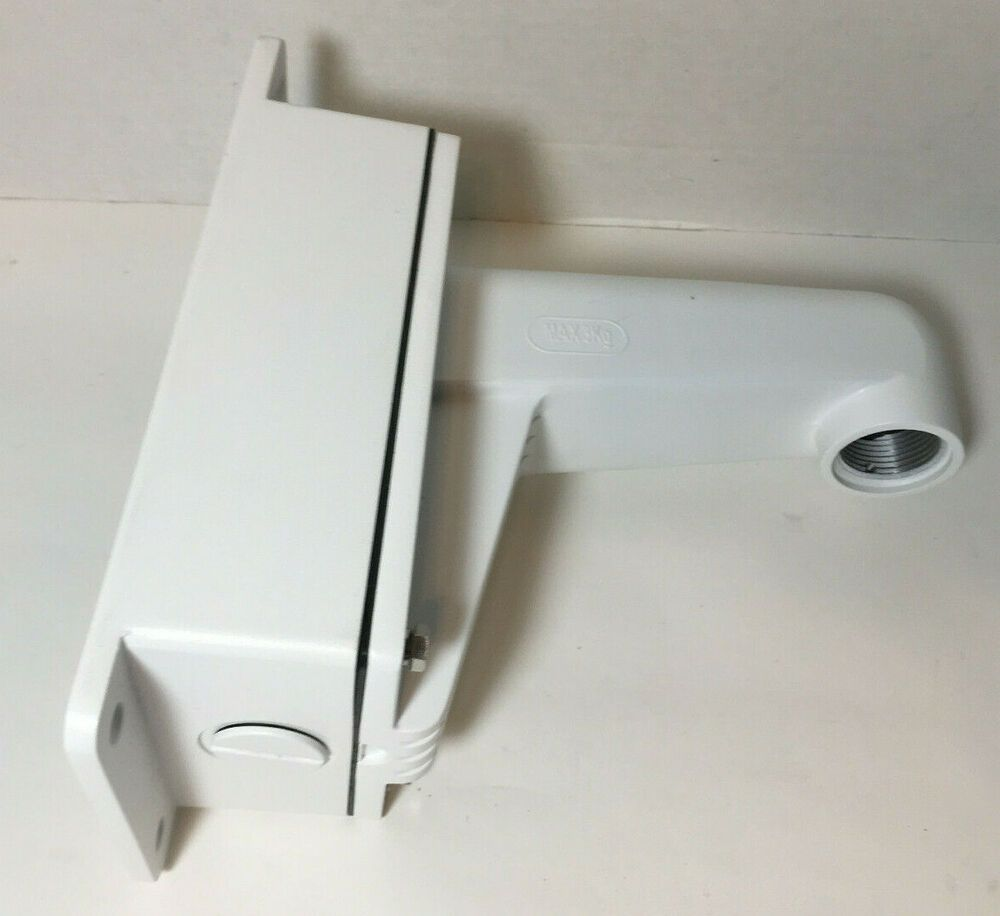 Hikvision Wml Long Wall Mount For Security Cameras New Open Box Ebay In 2020 Long Walls Security Camera Mounts Security Camera
