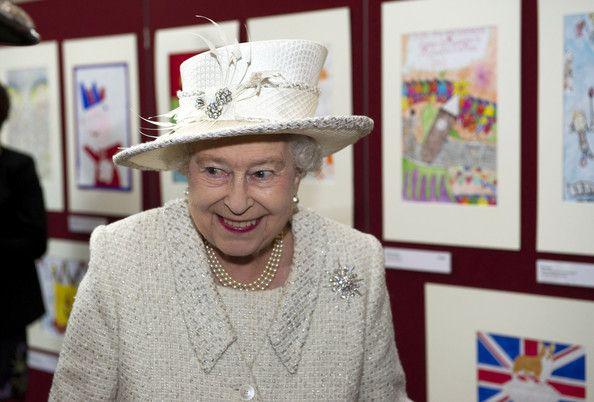 Queen Elizabeth II Photos Photos: Queen Elizabeth II Visits Wales - Day One #visitwales