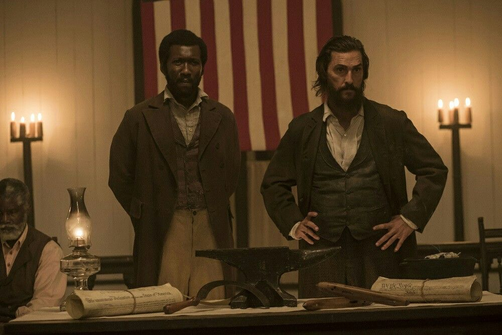 'A Time To Be Free'...we review #FreeStateOfJones starring Matthew McConaughey http://whatfilmsareoutthisweekend.blogspot.co.uk/2016/10/review-free-state-of-jones.html?m=1