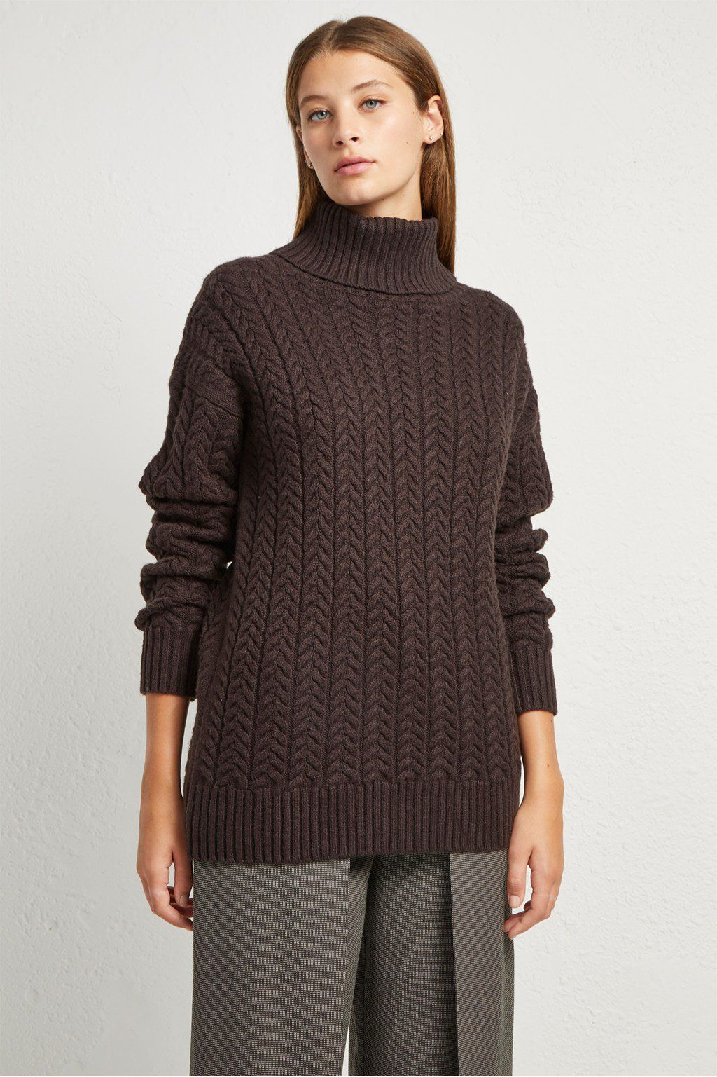 502476d0b8941c Rita Cable Knit Jumper in 2018