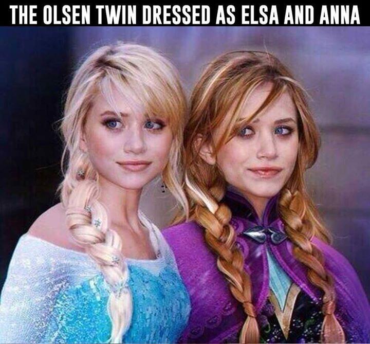 Lesbian olsen twins — img 15