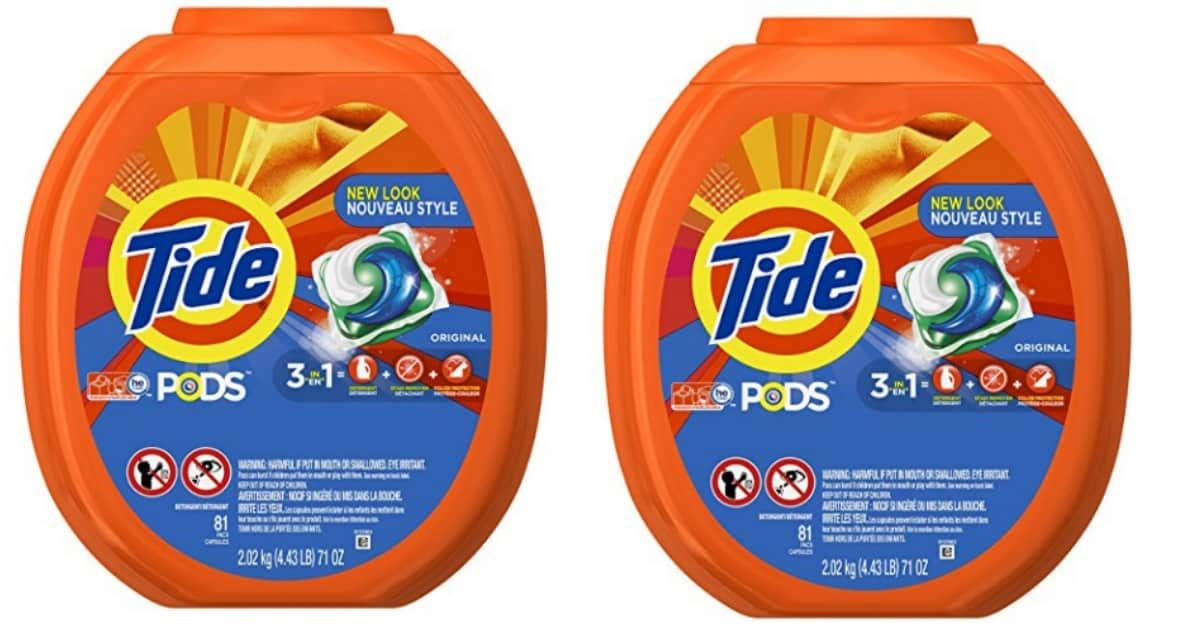 Latest Deals Clearance And Coupons Laundry Detergent Tide