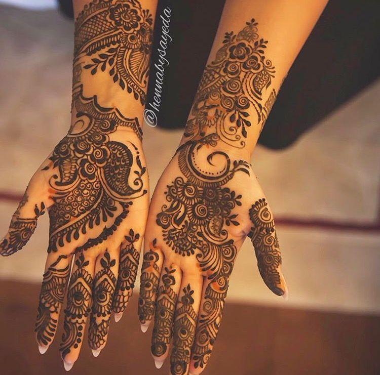 Black Henna Tattoo Dubai: Mehndi Art Designs, Bridal Mehendi