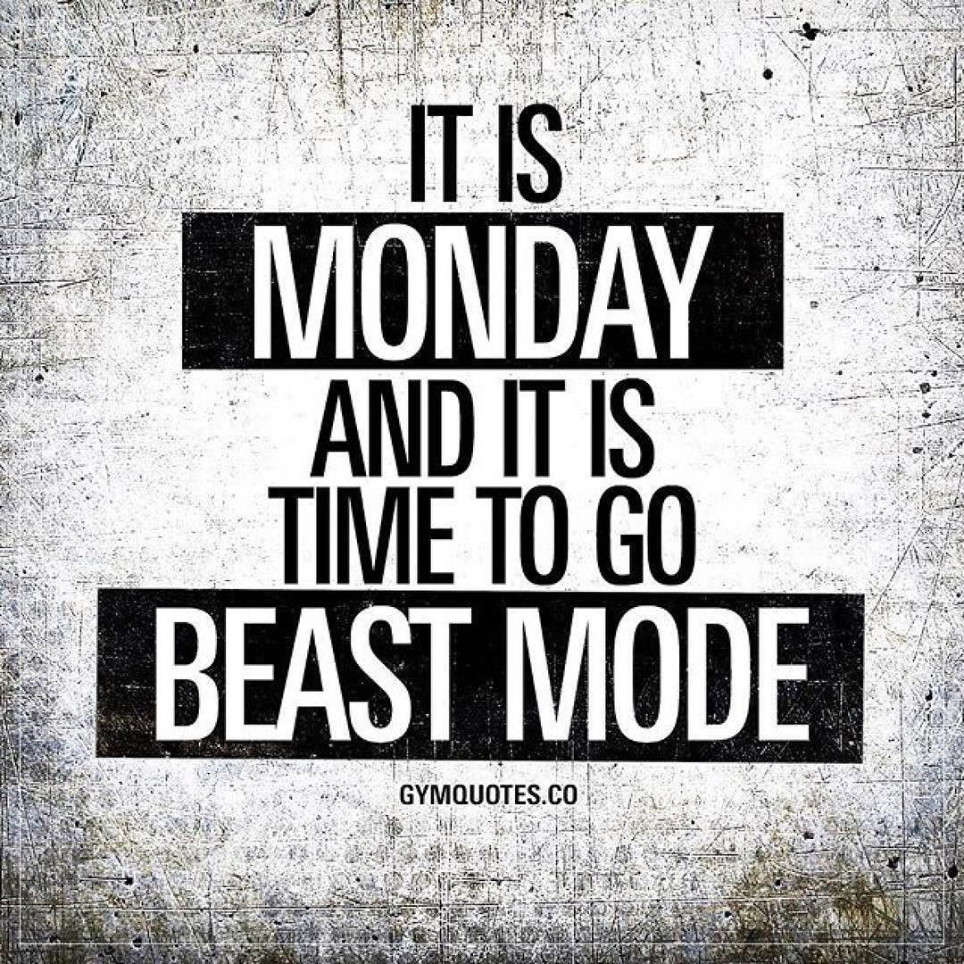 Never Miss A Monday Workoutquote Morningworkout Monday Motivation Quotes Fitness Motivation Quotes Gym Quote