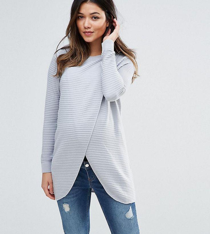ASOS Maternity NURSING Lace Double Layer Skater Mini Dress - Grey Asos Maternity Outlet Real Footlocker Finishline Cheap Price YYZ2vgEyI