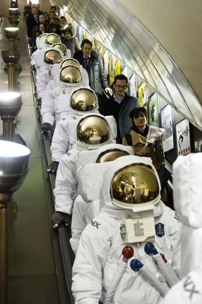astronauts religious experience in space - photo #13