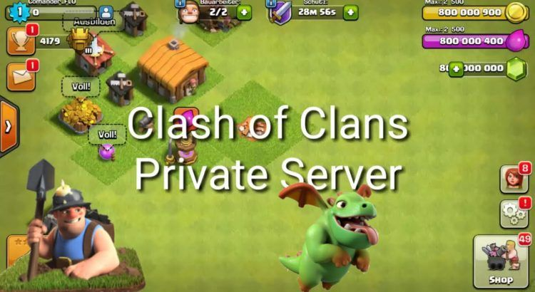Free Download Clash Of Clans Private Server 10 134 6 | clash