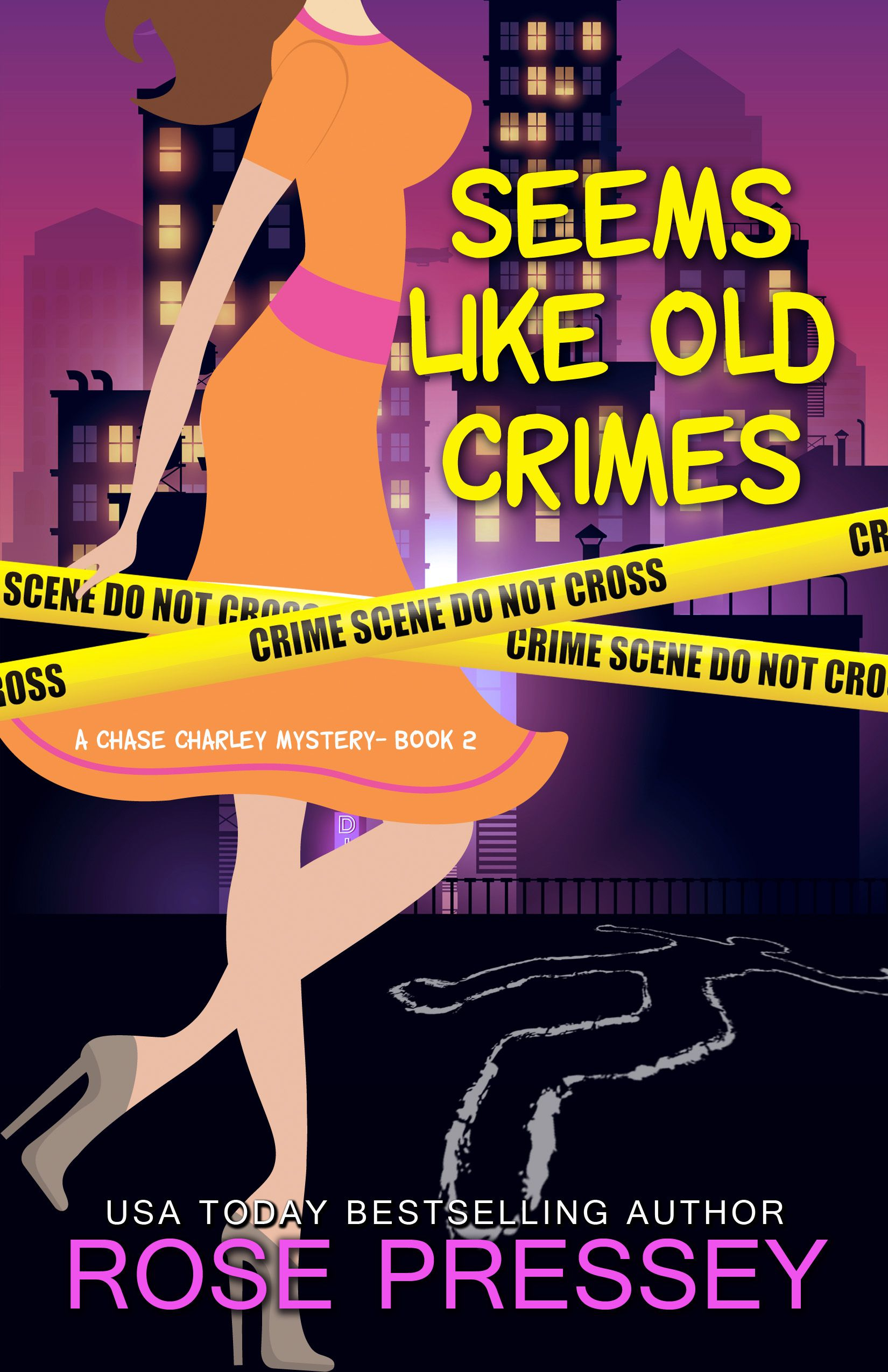 Seems like Old Crimes - Rose Pressey