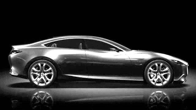 2018 Mazda 6 Coupe Concept Mazda 6 Coupe Mazda 6 Mazda