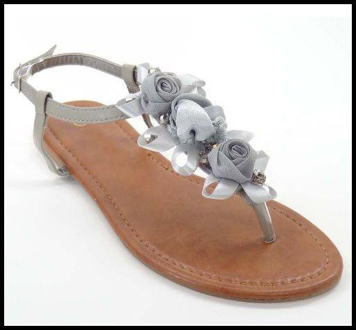 Dressy Flat Sandals For Wedding Choozone