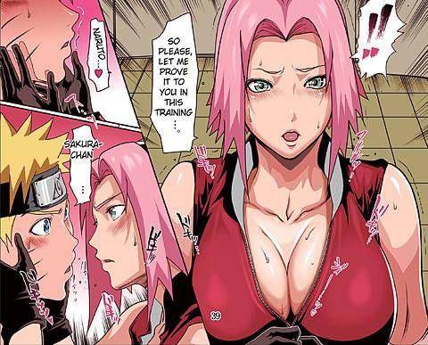 Sakura sex naruto