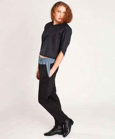T-Shirt & Pantalon POLLY Schnittchen en vente sur TheSweetMercerie.com