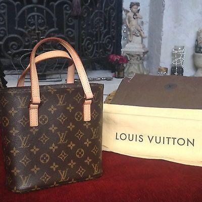 452e2586204b  700 Authentic Louis Vuitton Vavin PM Tote Wdust Bag RARE Retired Mustc  Amazing