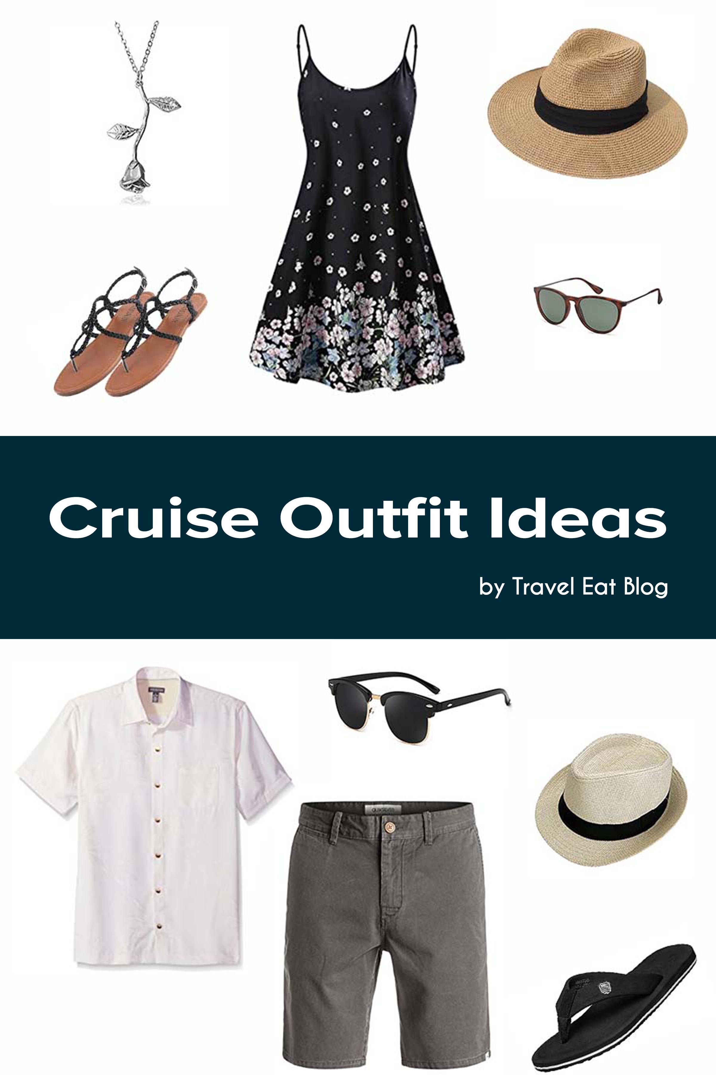 cruise packing list: what to pack for a cruise | what to wear