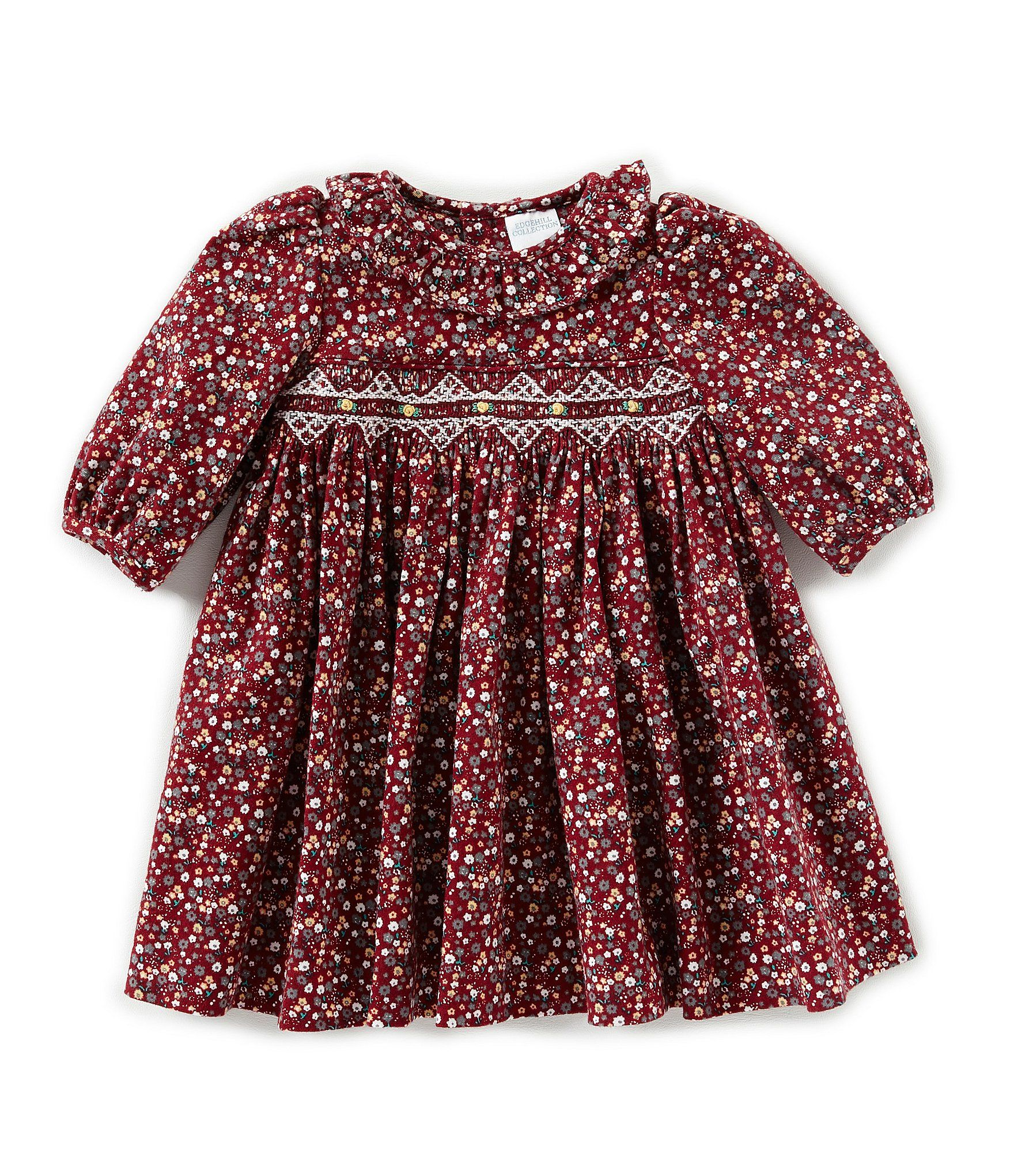 4b8c5b6ad4c Shop for Edgehill Collection Baby Girls 3-24 Months Long Sleeve Floral Top  at Dillards.com. Visit Dillards.com to find clothing