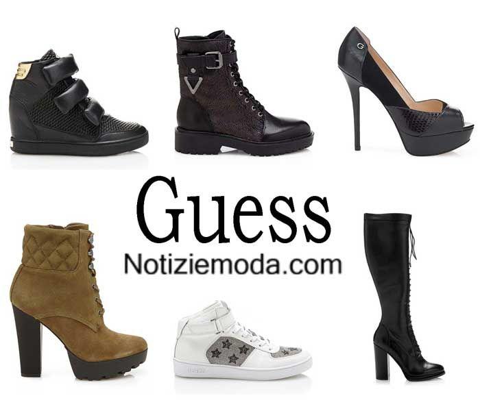 2016 Donna Moda Inverno Autunno Guess 2017 Scarpe qw6Pxt7nz