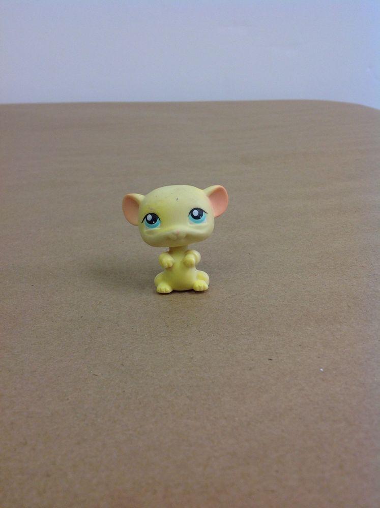 Littlest Pet Shop, LPS, #448 Mouse