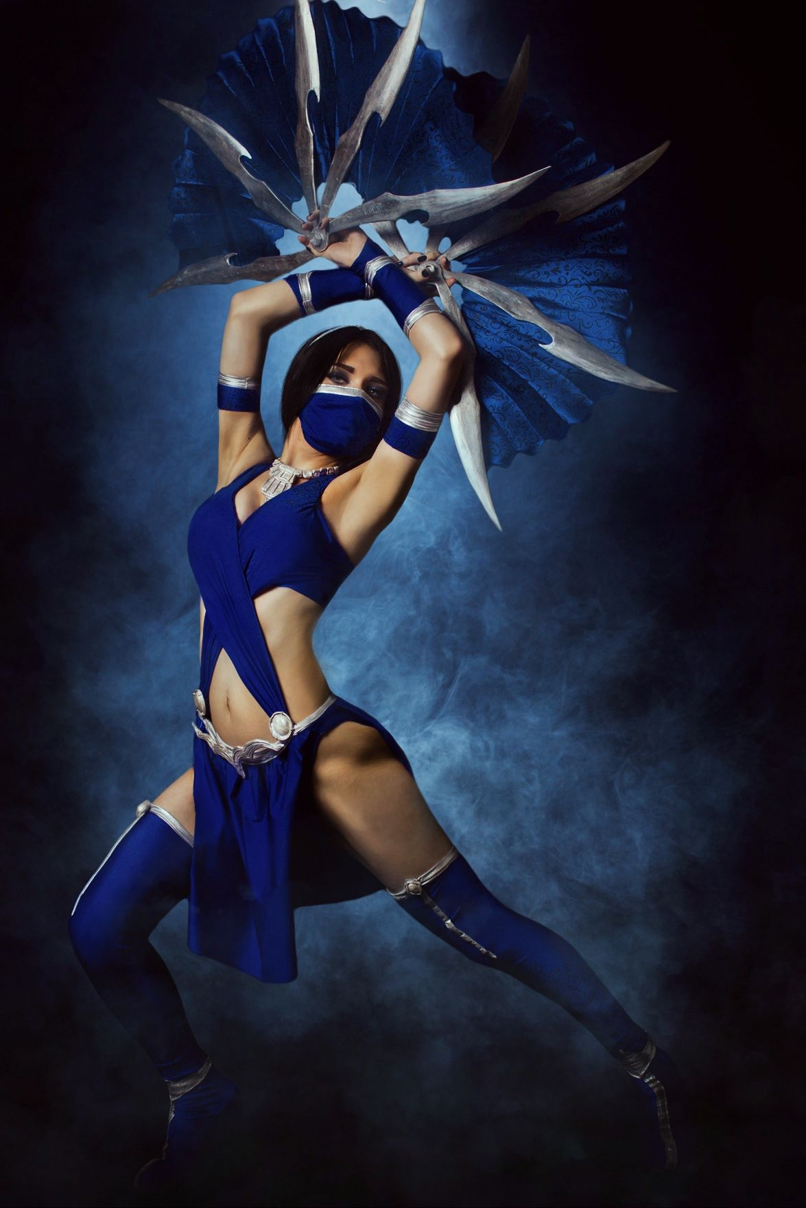 Fendom Mortal Kombat X Personazh Kitana Tournament Costume