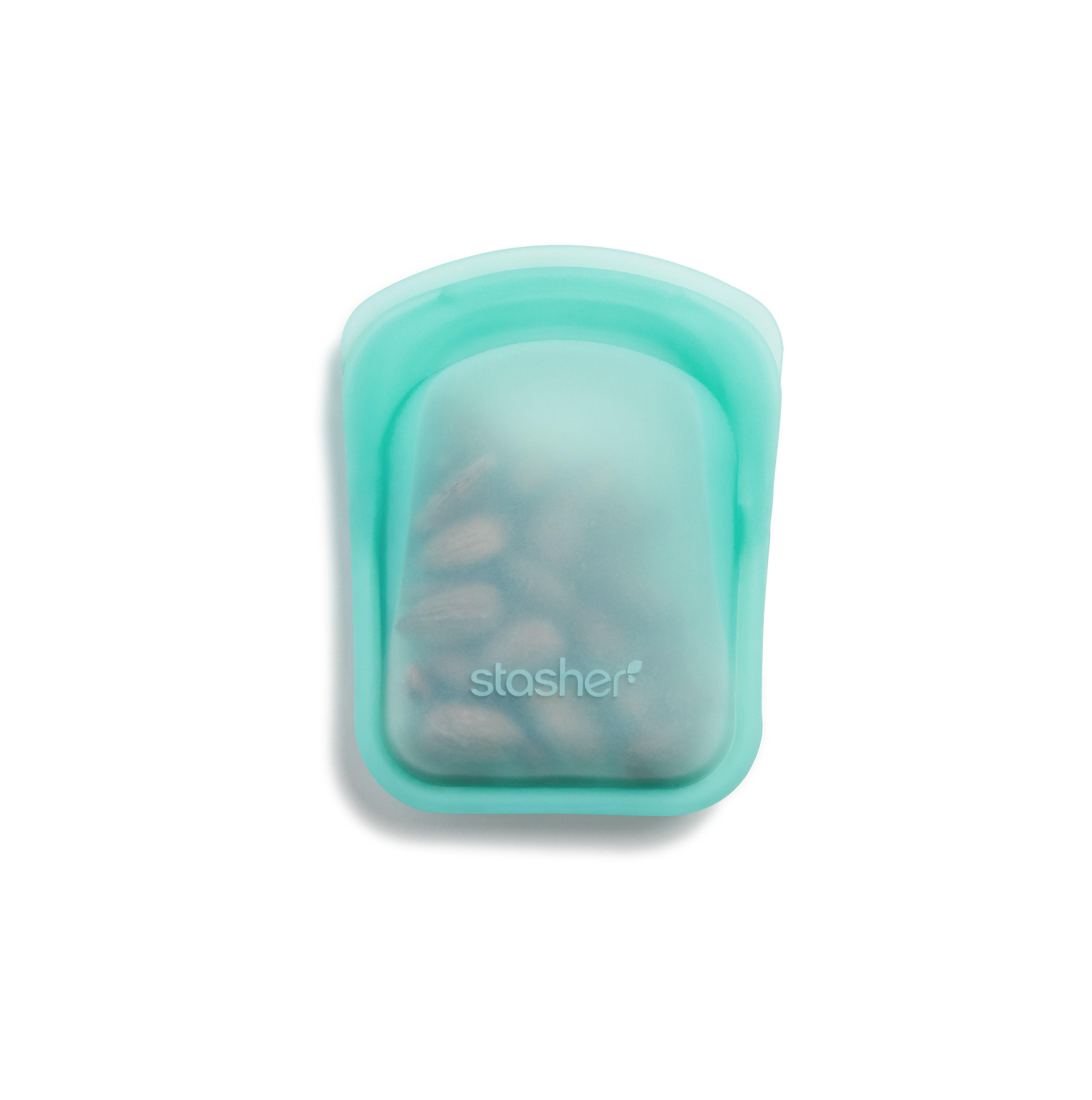 Reusable Silicone Pocket Bag Stasher Pocket Bag Reusable