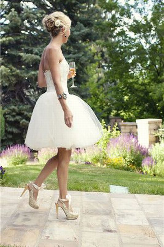 50 Of The Best Short Wedding Dresses Yasss Wedding