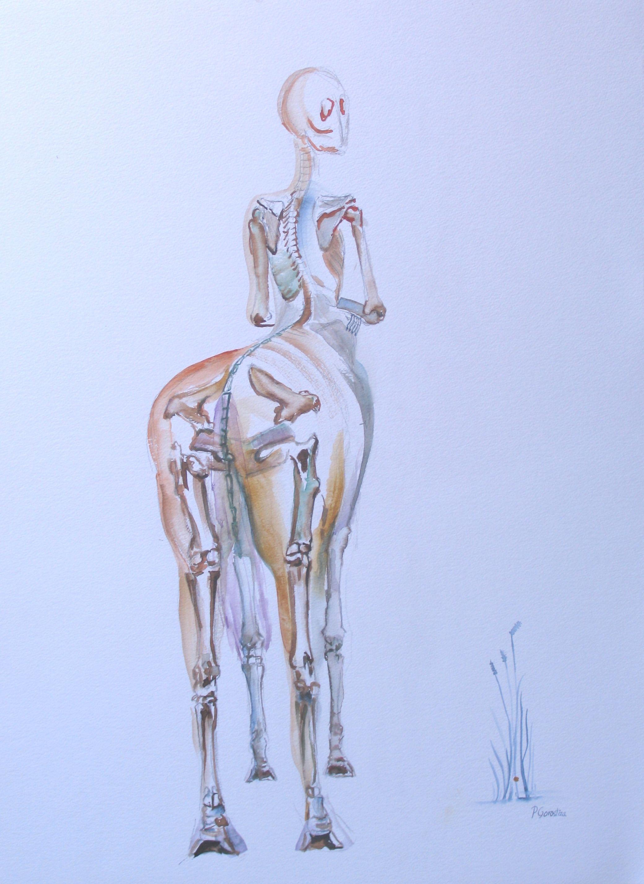 Metamorfosis #acuarela #watercolor #art #arte #canvas #artesanal #hechoamano #artisan #artist #catrina
