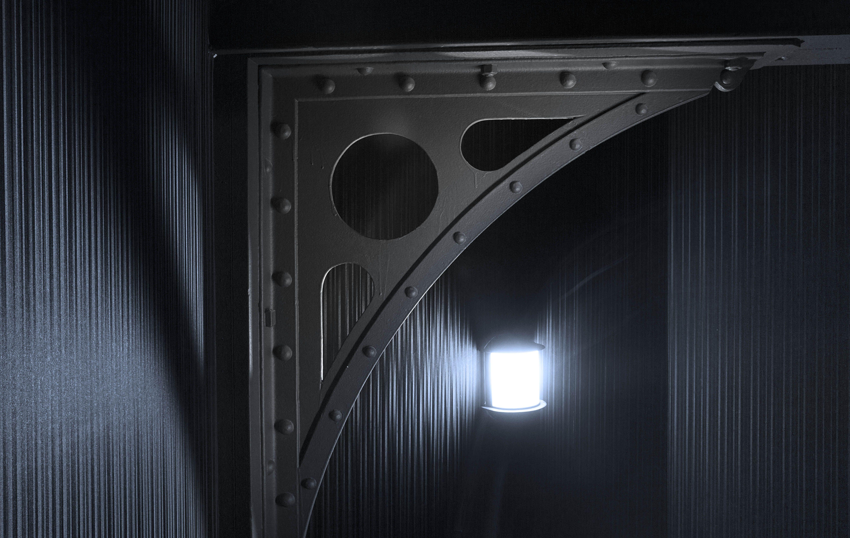 Visite déco : l\'hôtel Fabric à Paris | Pinterest | Poutre métallique ...
