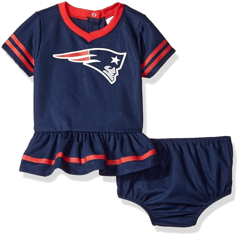 Nfl New England Patriots Infant Dazzle Dress Panty Size 18 Month Youth Gerber 47213145265 Ebay Nfl New England Patriots New England Patriots New England