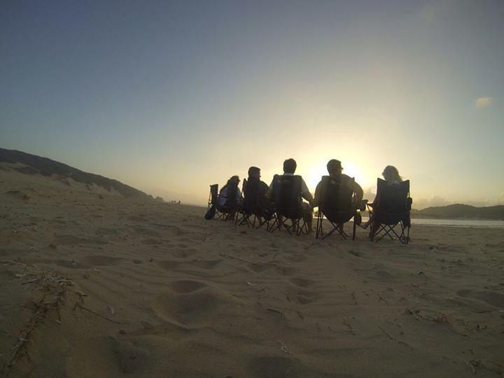 Sundowners - Kenton on Sea, South Africa (December 2013)