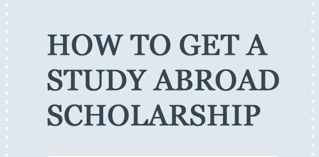 a38ee15854643ad4935074d4e1da5494 - How Can I Get A Full Scholarship To Study Abroad