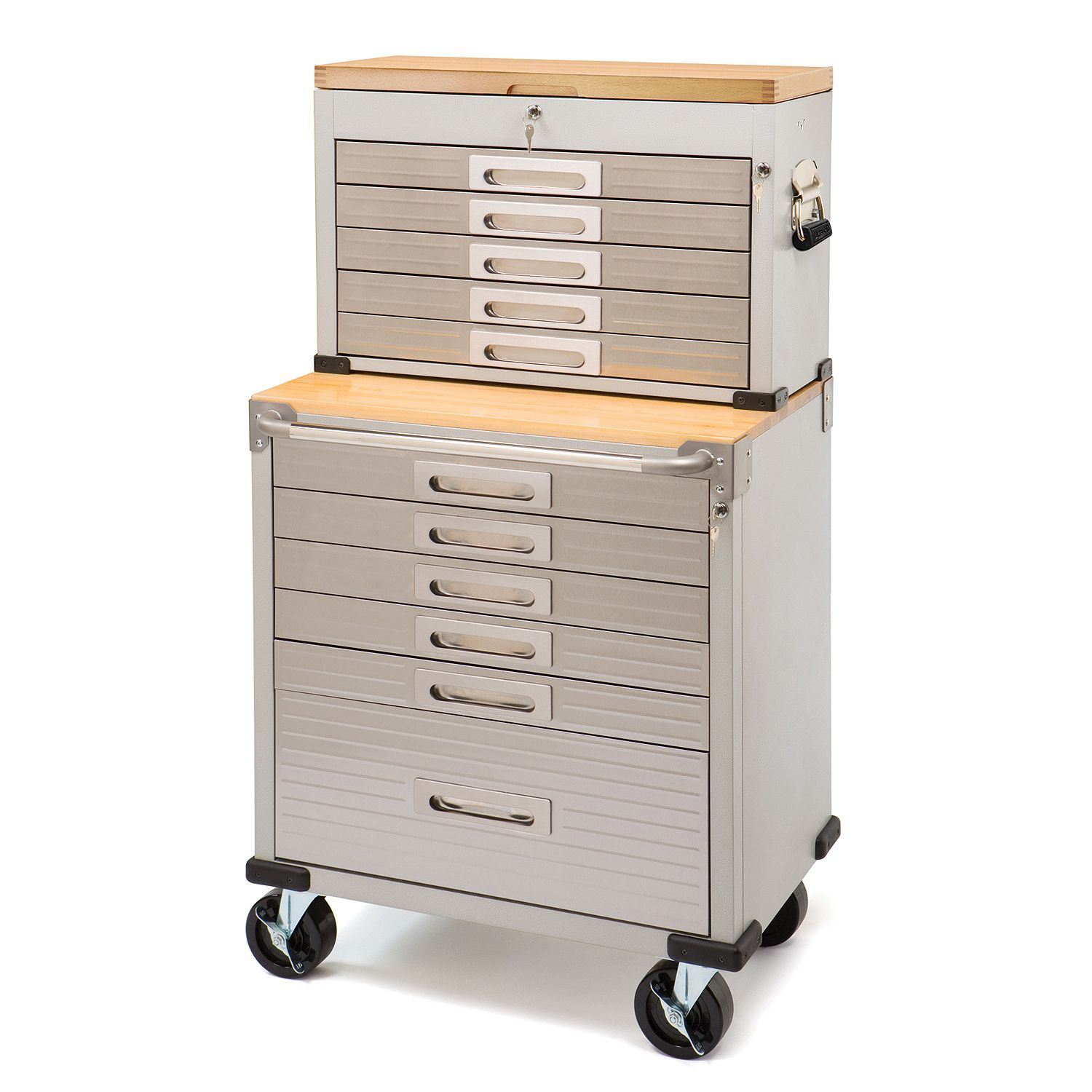 Top Toolbox - Ultra HD by Seville Classics 5-Drawer Tool Box ...