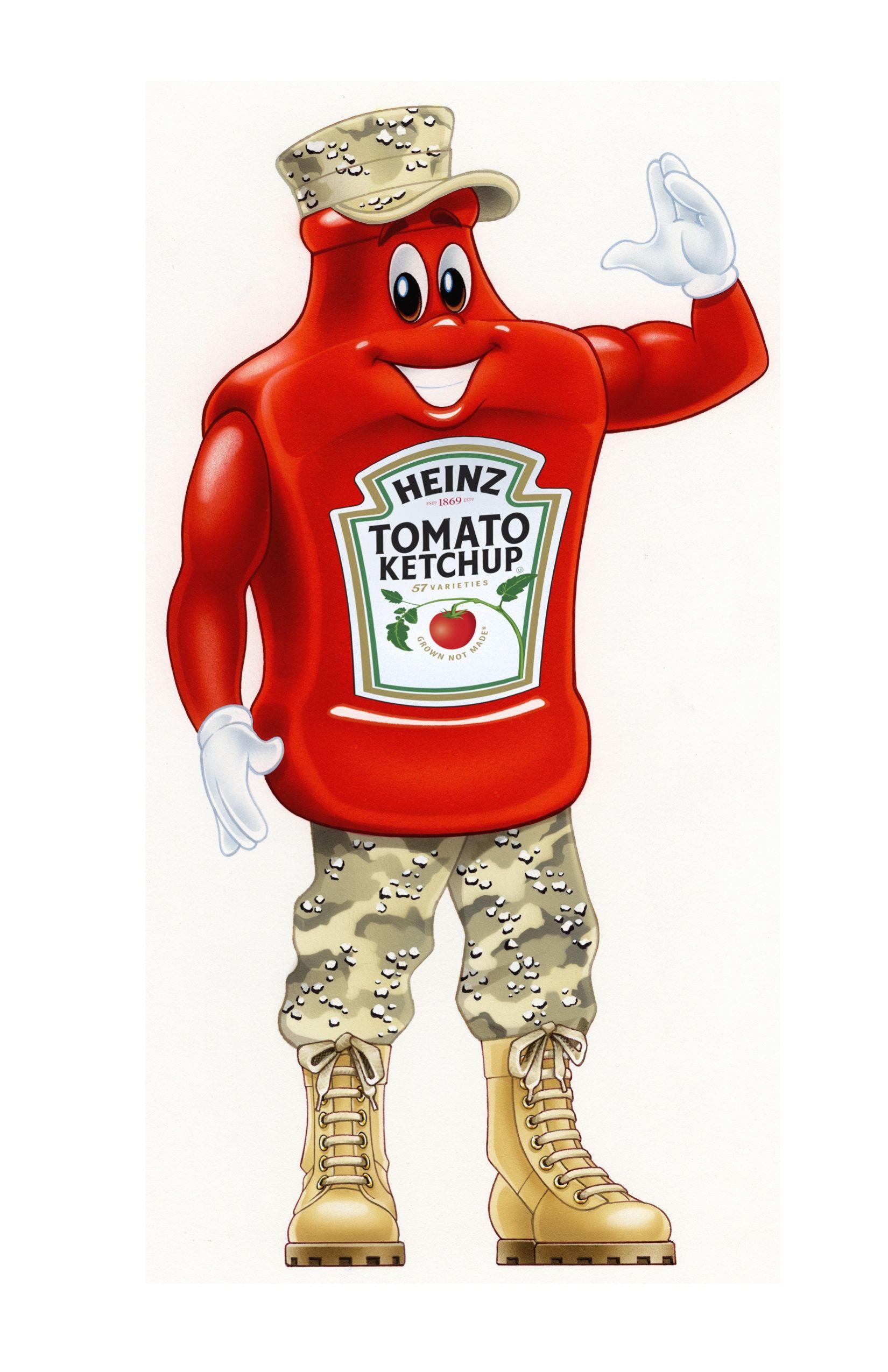 Смешные картинки кетчуп