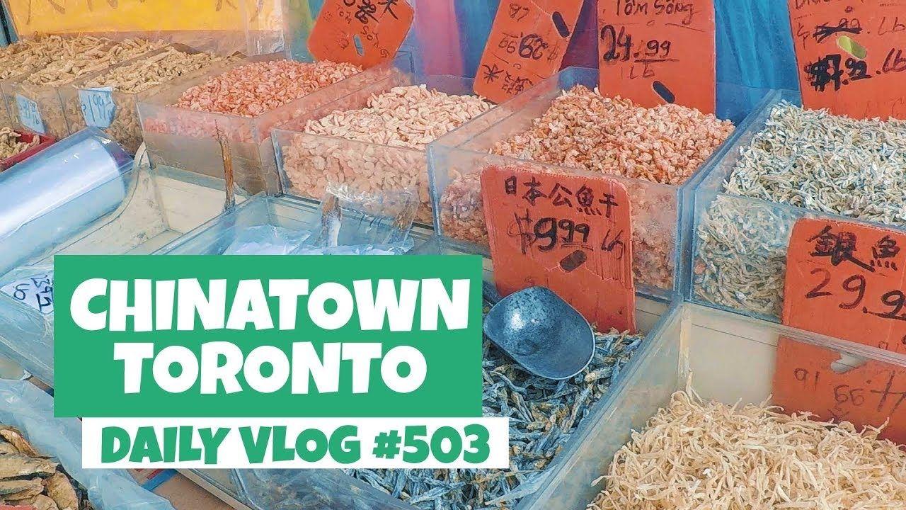 Veja por que a Chinatown de Toronto é incrível!| DAILY VLOG #502 https://youtu.be/rnthBGw4MRw