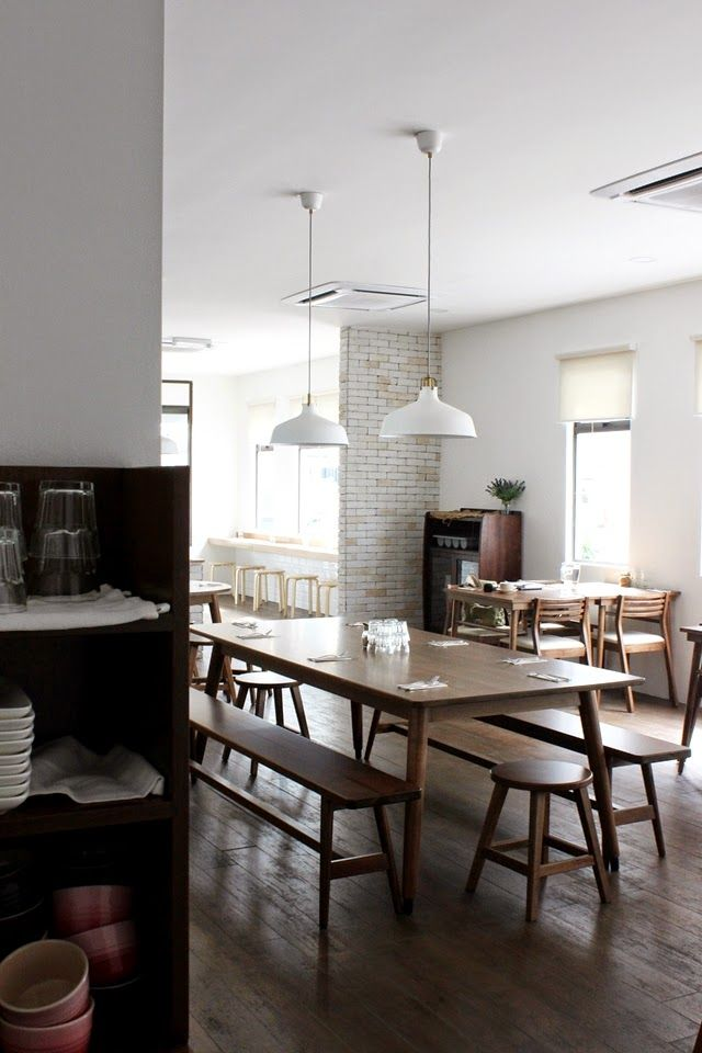 Restaurant Kitchen Lighting bloesem living | shop stop: the kitchen table bakery and