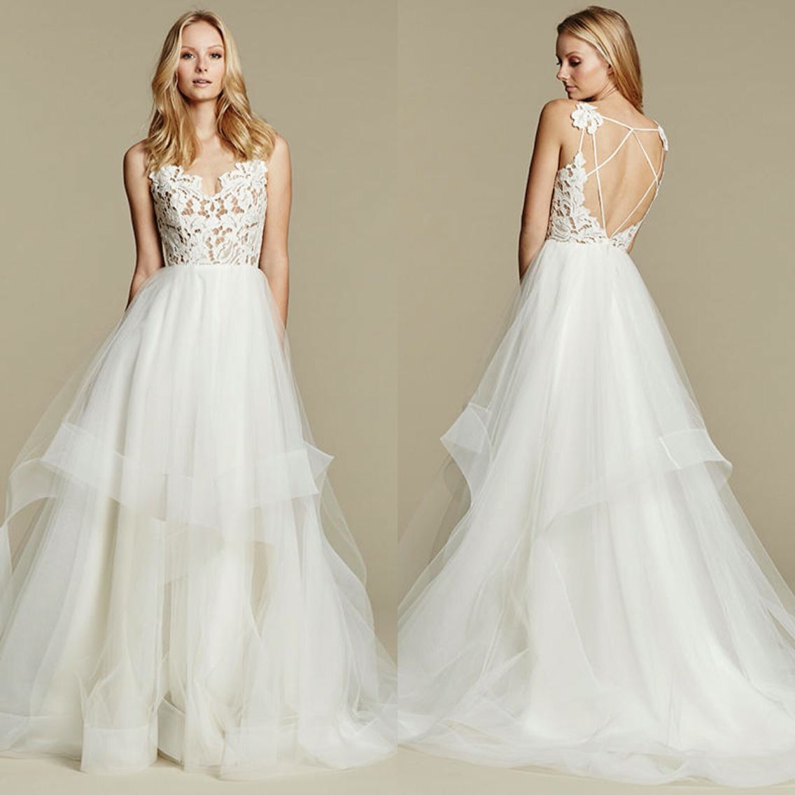 How much are hayley paige wedding dresses  Tag a friend who is shopping for a wedding dress They will want to