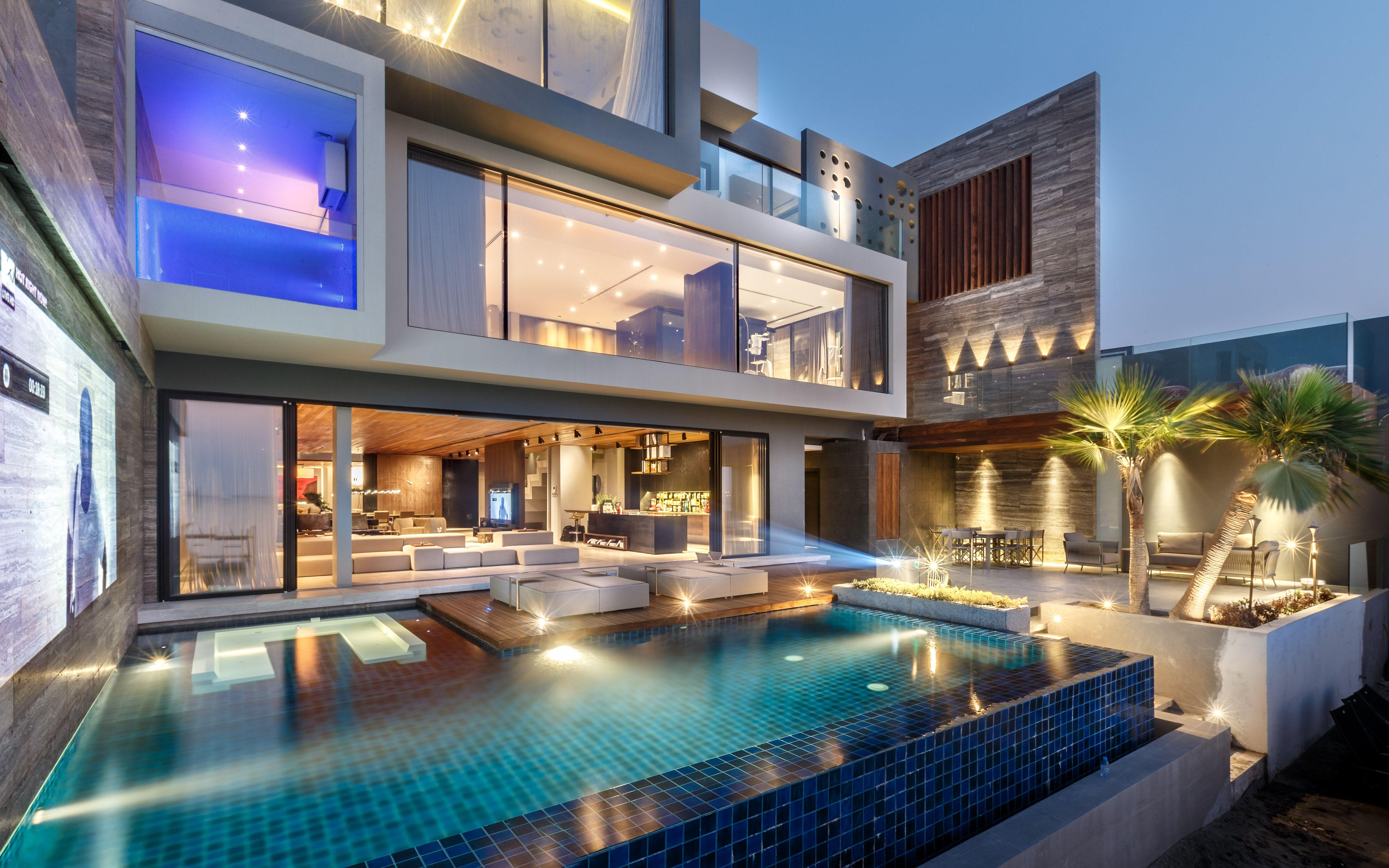 Aak villa by moriq 2015 2016 image riyaz quraishi amwaj islands bahrain