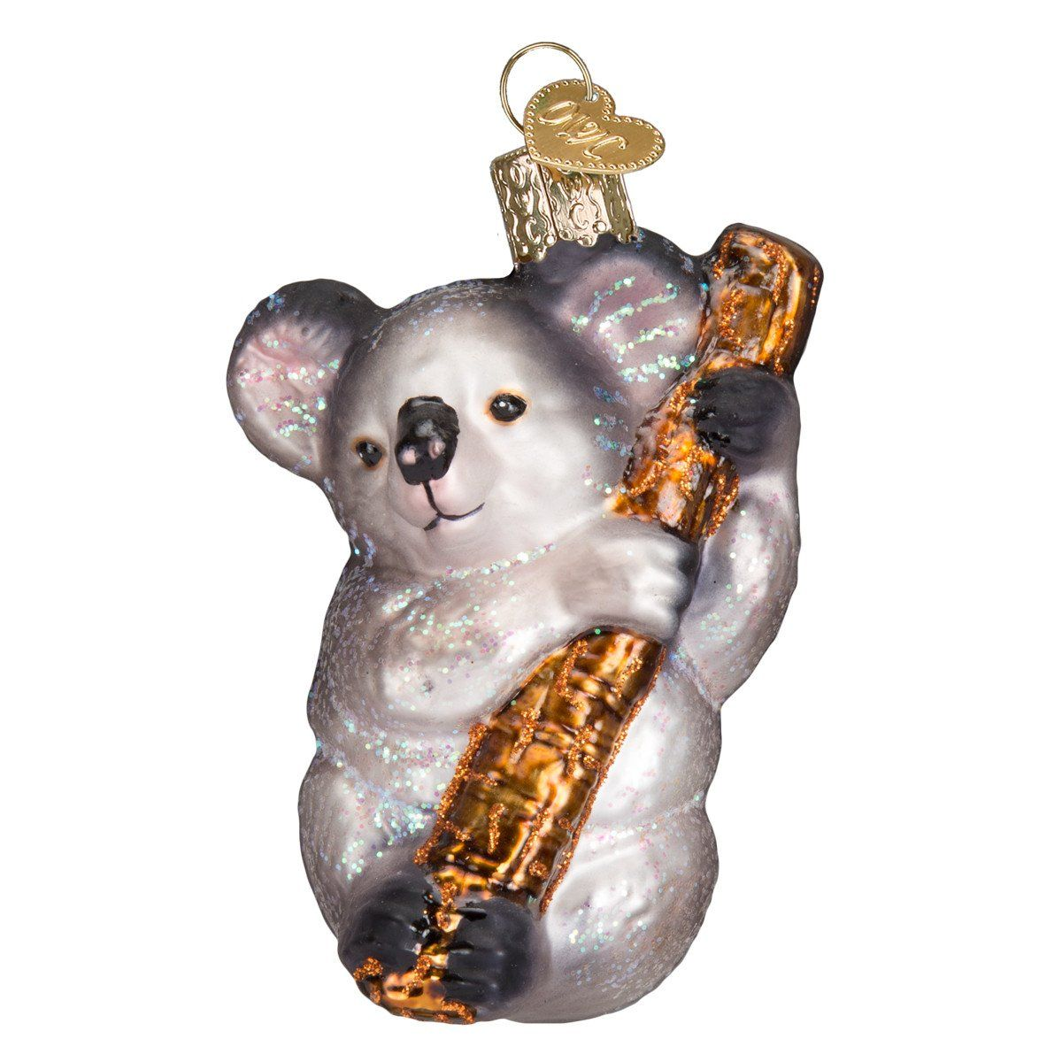 Koala Ornament Old world christmas ornaments, Old world