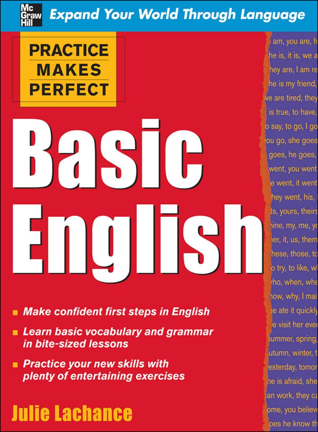 Practice Makes Perfect Basic English Ebook English Book