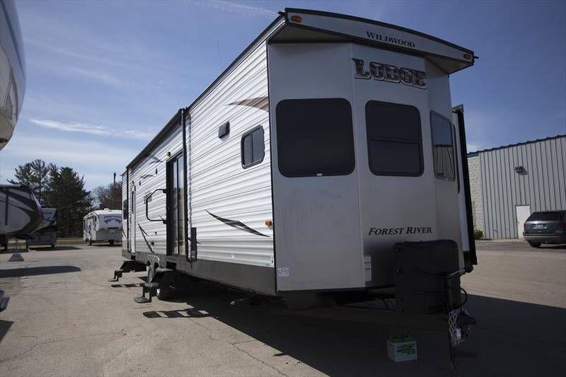 2018 Forest River 394fkds For Sale Muskegon Mi Rvt Com