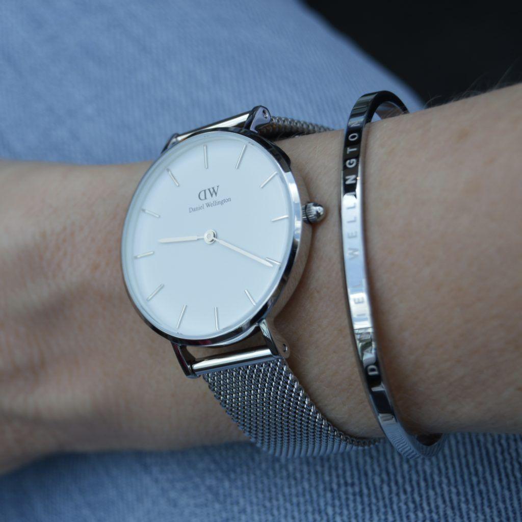 ce44a0aca58d7 Daniel Wellington Classic Petite Sterling Watch Review - Fashion Should Be  Fun