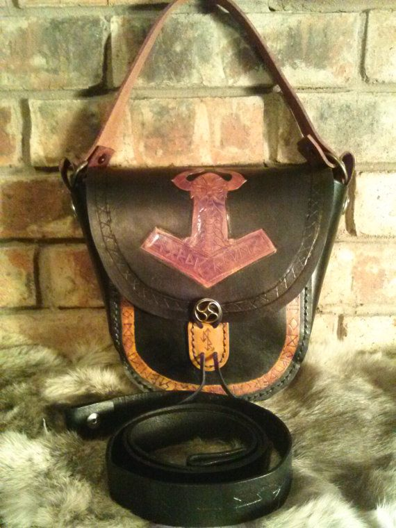 Hammer sac/sacoche de Thor par NordicRavens sur Etsy Déco