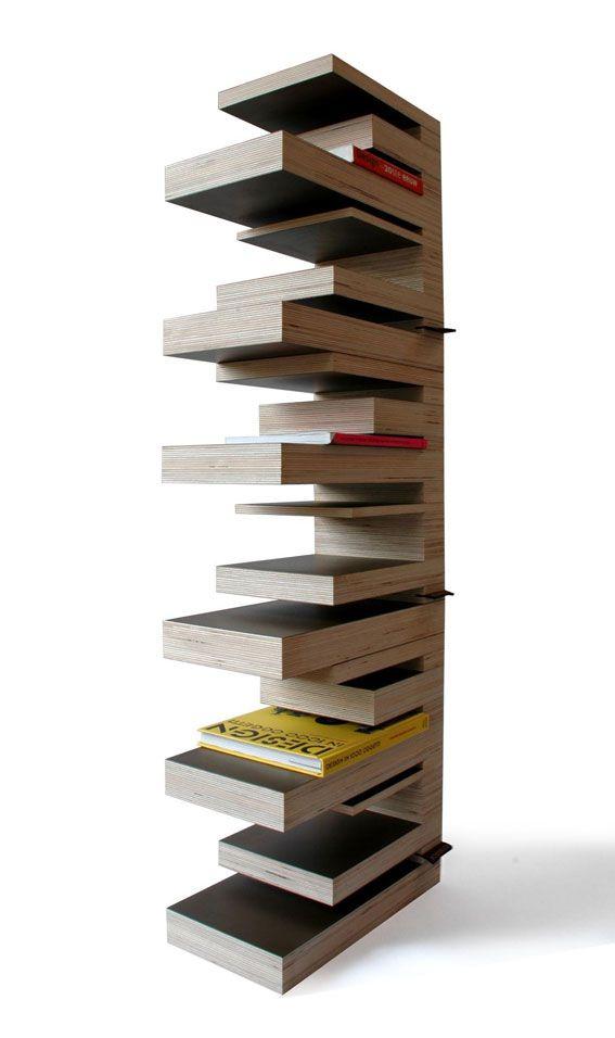Boekblok - Perlei - BijzonderMOOI* - Dutch design - Furniture Design ...
