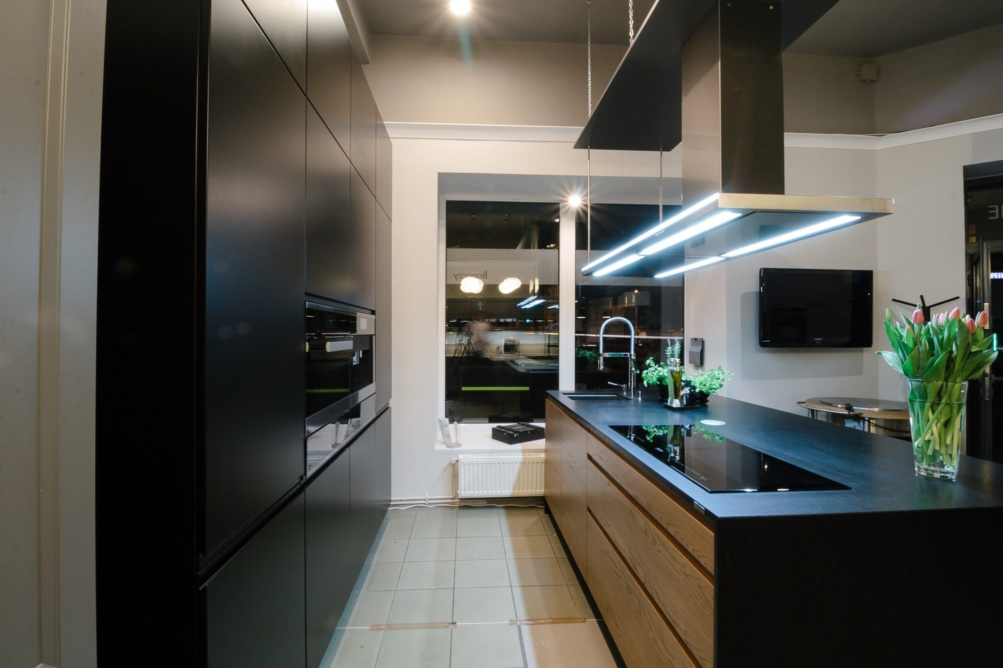 Modern Kitchen Nowoczesna Kuchnia Home Home Decor Lighted Bathroom Mirror