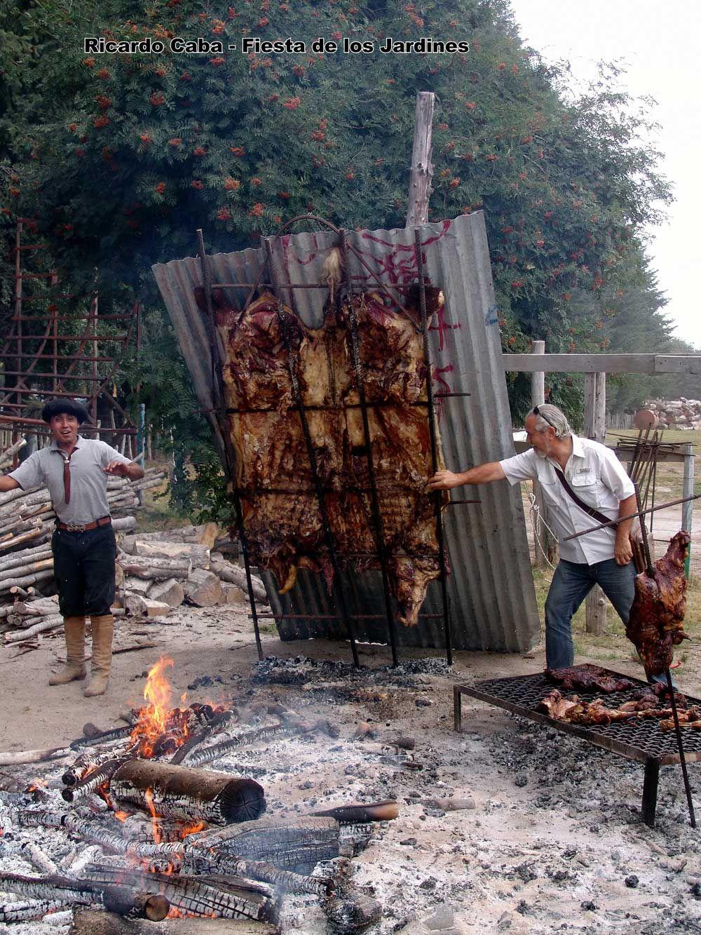 Resultado de imagen para fogon para parrilla tanque - Parrillas para asar carne ...