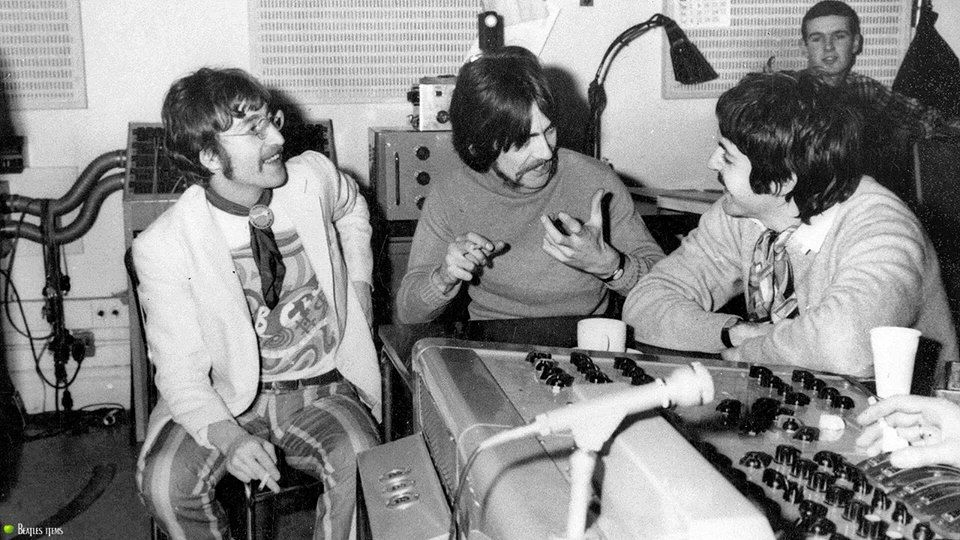 ♥ paul george and john