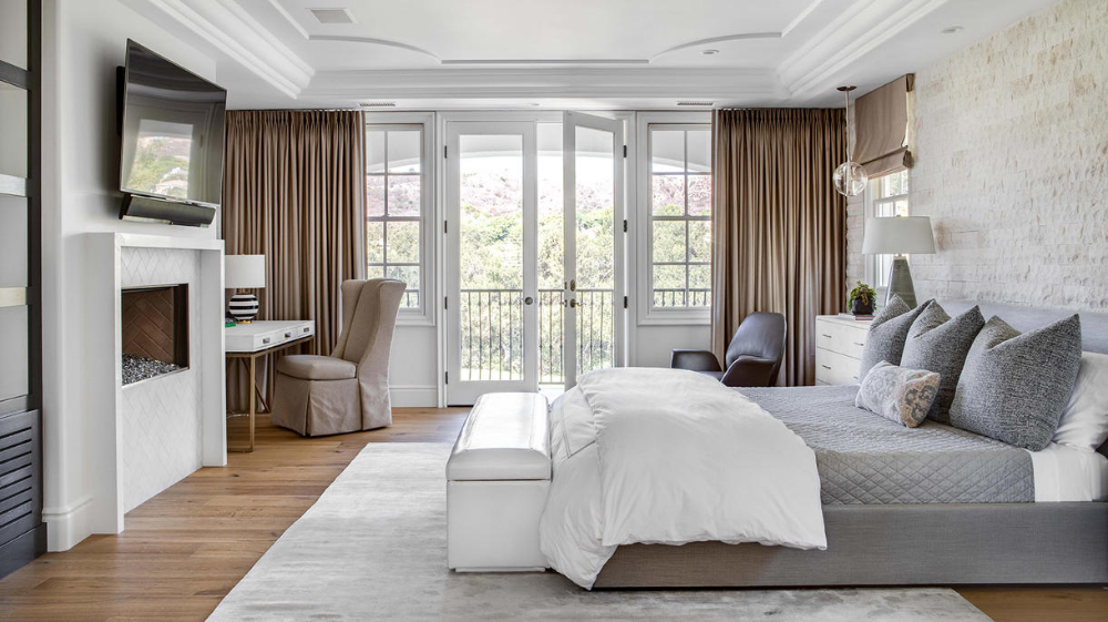 Bedroom Ideas Featured On Houzz Com Cozy Modern Bedroom With