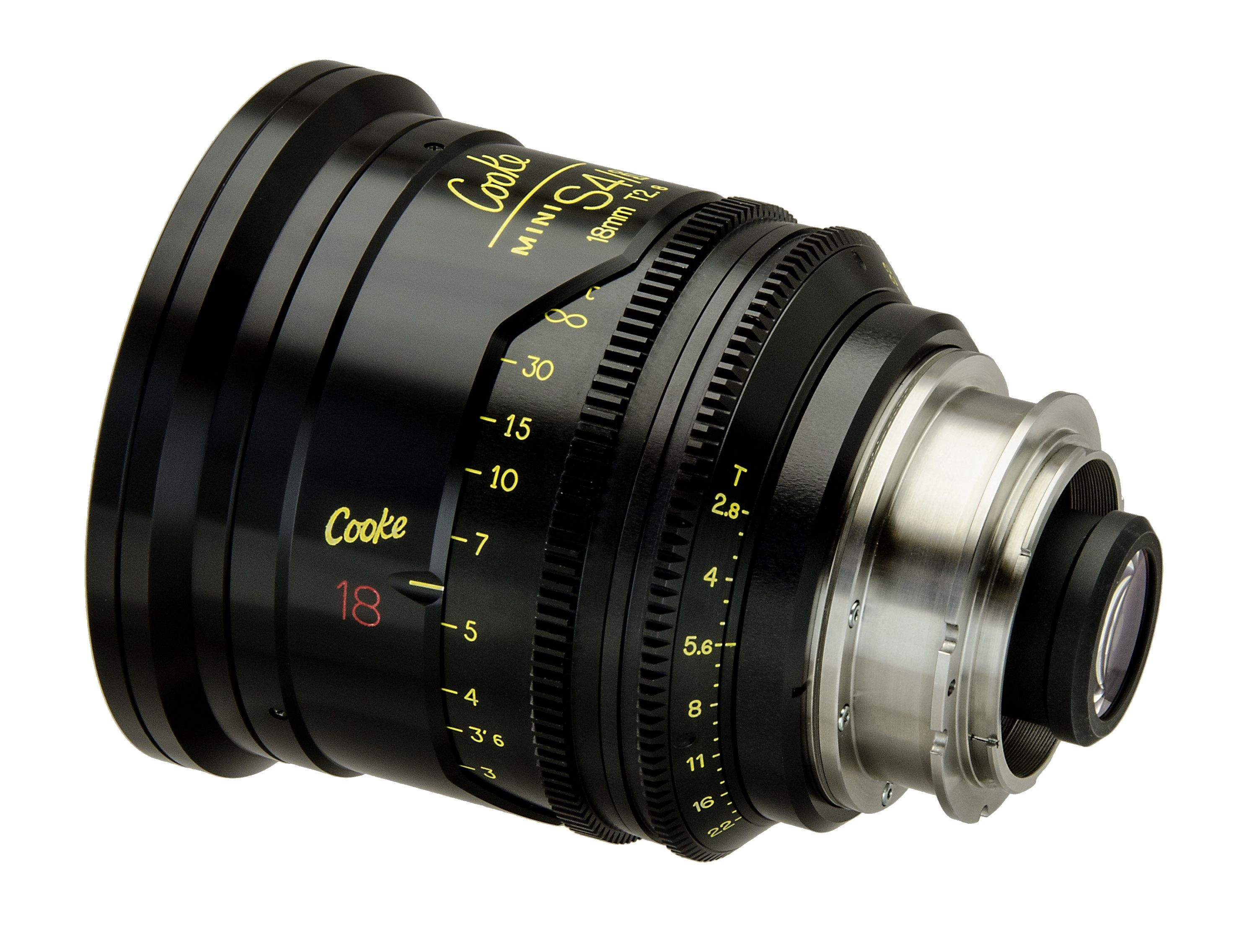Cooke Optics Introduces Multiple Mounts For Minis4 I Lens Range Http Alcaudullo Com Cooke Optics Introduces Multiple Mounts Mi Mirrorless Camera Dslr Optical