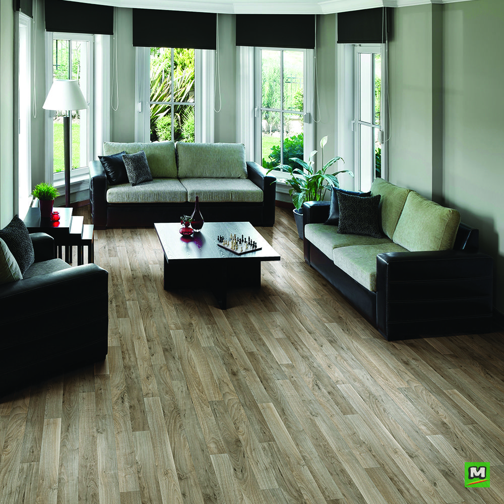 Thinking About Adding Vinyl Flooring To Your Home Choose This Rustic Style Sheet Vinyl In Midlan Vinyl Sheet Flooring Taupe Flooring Basement Flooring Options