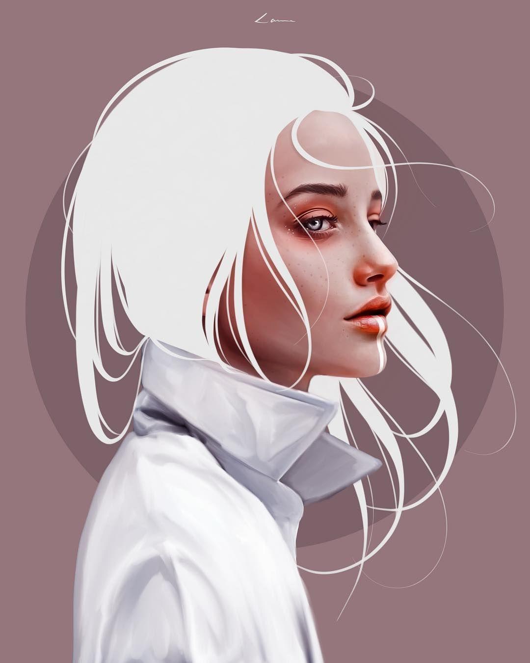 Laura H. Rubin is a 25-year-old digital artist and illustrator based in Bern, Switzerland. For more view website.    #digitalart #digitalartgirl #digitalpainting #illustrationart #illustration #digitalillustrations #surrealart #digitaldrawing